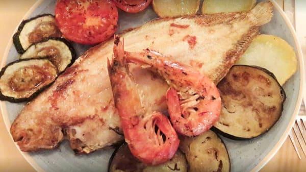 Sugerencia del chef - Un Mos, Sant Jaume d'Enveja