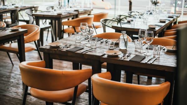 Sala Restaurante - Roots, Torres Vedras
