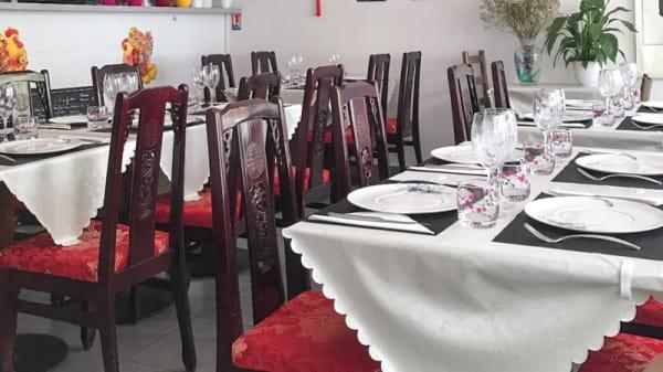 Vue de la salle - Chefoo, Nice