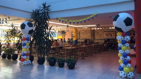 Vista del interior - CyS Cocina Colombiana, Bogotá