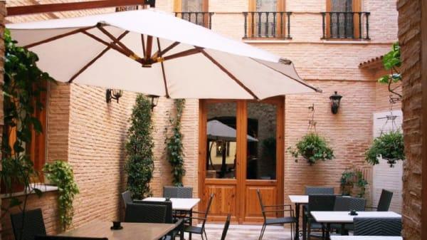 Vista terraza - La Huerta - Hotel Babel, Villalonga