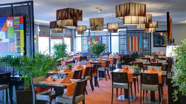 Restaurant Onyx - Onyx Restaurant - Hôtel Radisson Blu Biarritz, Biarritz