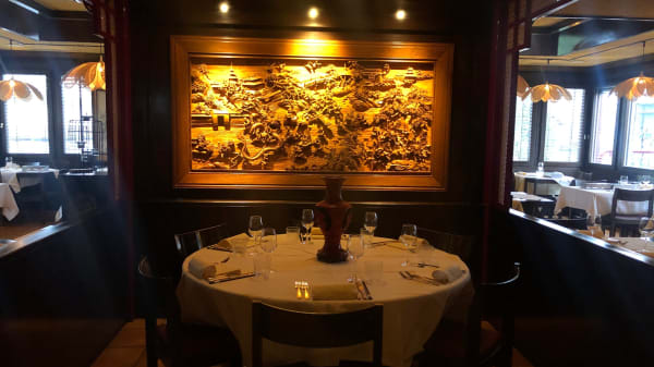 Salle - Kwong Ming Restaurant, Martigny