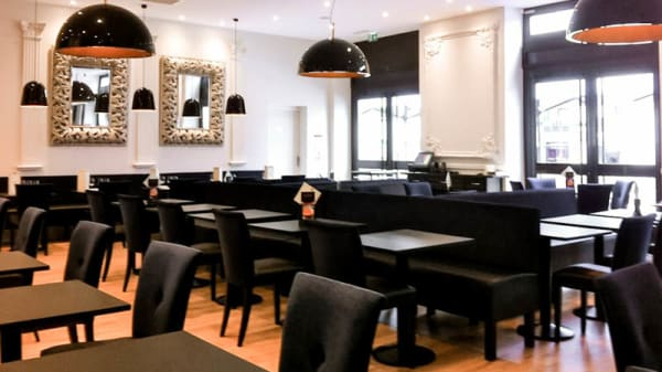 Vue salle - La Grande Brasserie, Agen