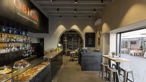 Obicà Campo dei Fiori - Obicà Mozzarella Bar, Campo dei Fiori, Roma