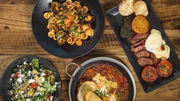 Food - Con Noi Italian Trattoria, Camberwell (VIC)