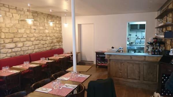 Friends Kitchen, Paris