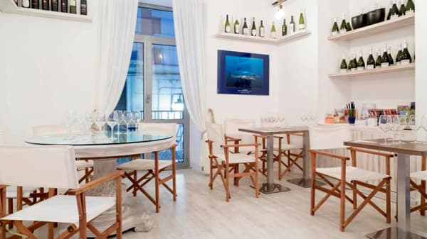 Vista della sala - Wine Boat - Wine Food  Beer, Napoli