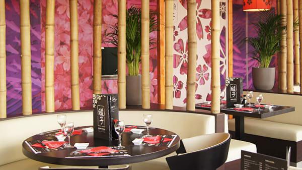 Salle du restaurant - Ayako Sushi Metz Muse, Metz