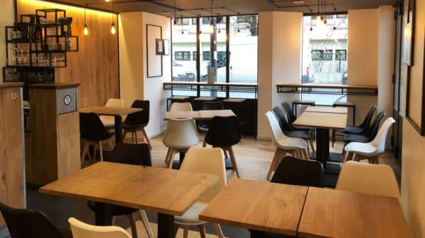 Salle du restaurant - Krep, Rueil-Malmaison
