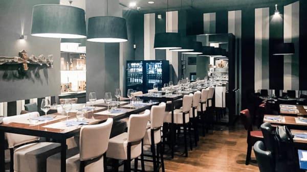 sala - Mamà Creative Restaurant, Milano