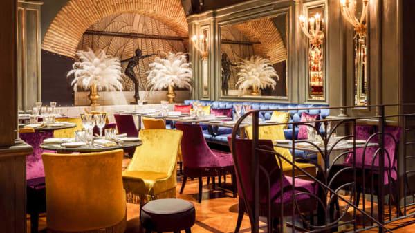 Salone ristorante - Valentyne, Roma