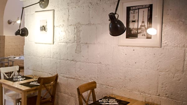 La sala - Casa Gusto, Frascati