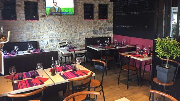 Salle du restaurant - Le Flam'Bar, Vierzon