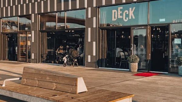 Brasserie Deck, Stockholm