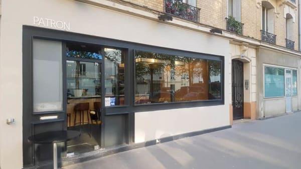 Entrée - Patron, Boulogne-Billancourt