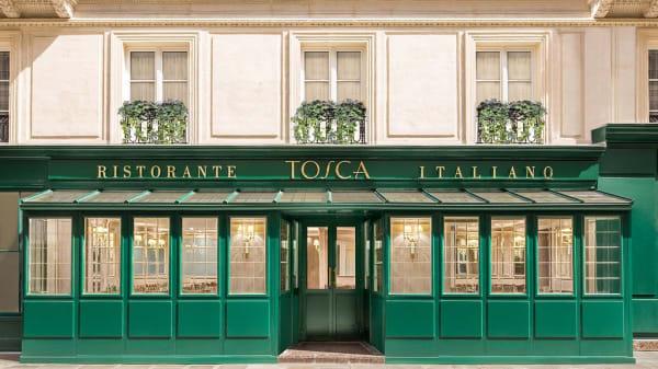 facade - Tosca, Paris
