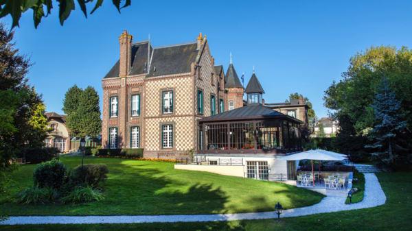 Le Clos, ses restaurants, sa serre d'antan et son espace bien être - Le Clos, Verneuil-sur-Avre