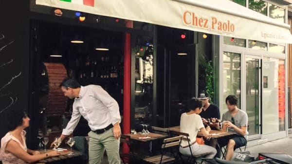 Terrazza - Chez Paolo, Paris