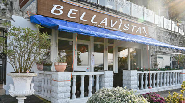 Entrée - Bellavista, Veytaux