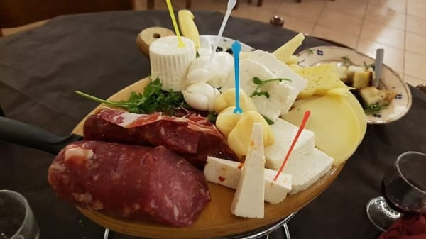 Lo Chef Consiglia - Tavernola Country House, Vieste