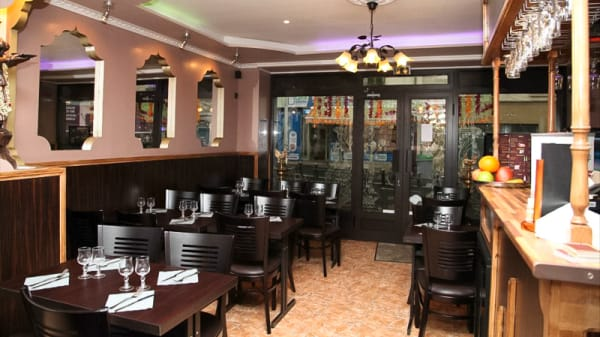 Salle - Indian Tandoori Massala, Bagnolet
