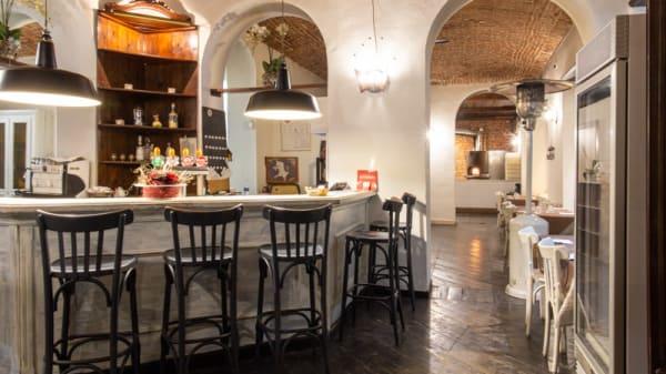 Veduta dell interno - Pizzeria da Marina, Metropolitan City of Turin