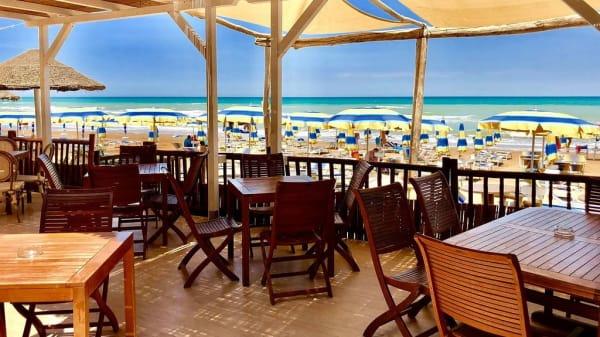 Esterno - Marechiaro Beach Club, San Menaio
