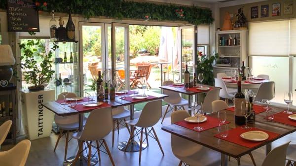 Sala - Restaurante Bellini, Marbella