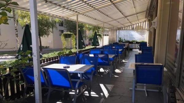 Terrasse - Café de Prélaz, Lausanne