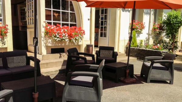 Terrasse - Brasserie la Taverne, Lillebonne