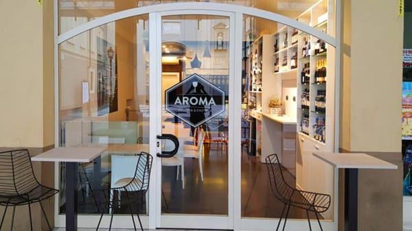Entrada - Aroma Winebar Enoteca, Tortona