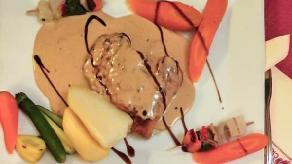 Suggestion de plat - La Cloche, Obernai