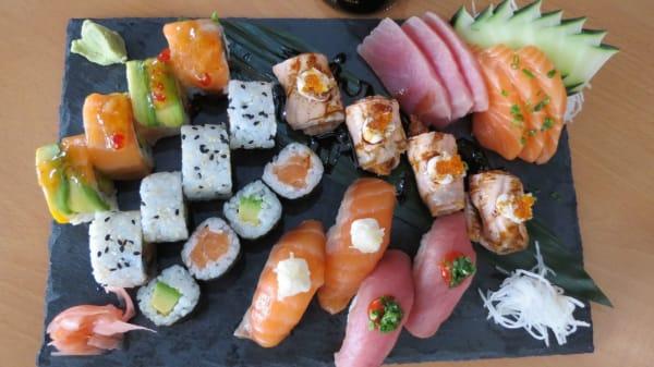 Sushi Love, Baixa da Banheira