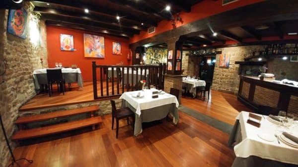 Vista de la sala - La Cocina del Principal, Sos Del Rey Catolico