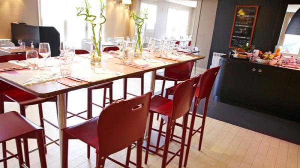 Salle du restaurant - Kyriad direct le havre est gonfreville, Orcher