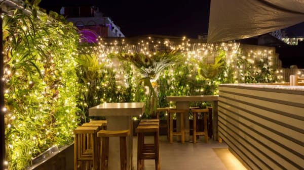 Elixir Rooftop Bar, Fortitude Valley (QLD)