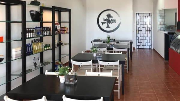 Vista de la sala - Pepe sushi house, Estepona