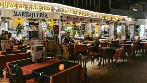 El Rancho Steakhouse, Cap d'Artrutx