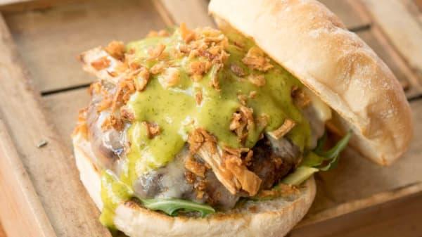 Sugerencia del chef - HOB House of Burger, Sevilla