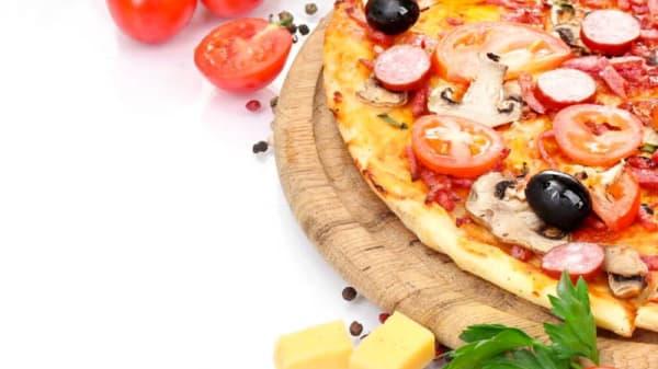 Suggestion du chef - Bio One Pizza, Aix-en-Provence