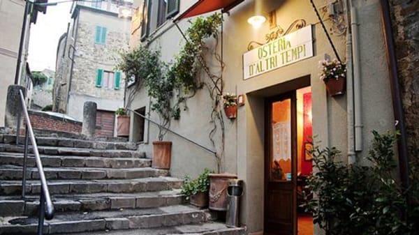 Osteria - Osteria d'Altri Tempi, Montalcino