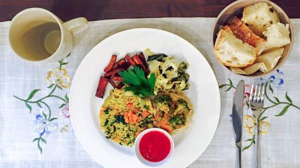 Suggerimento del chef - Verdesalvia Bio, Pessano Con Bornago