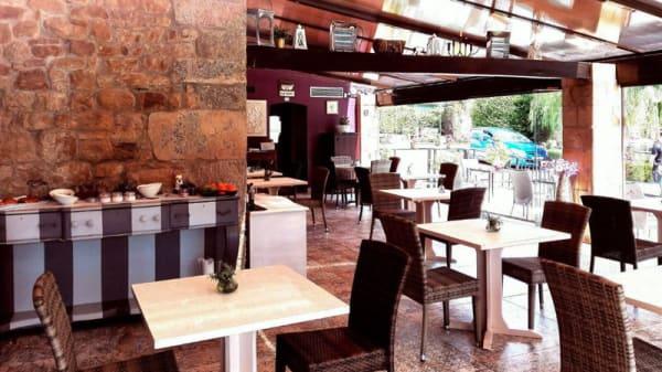 Sala del restaurante - Palacio Torre De Ruesga, Valle