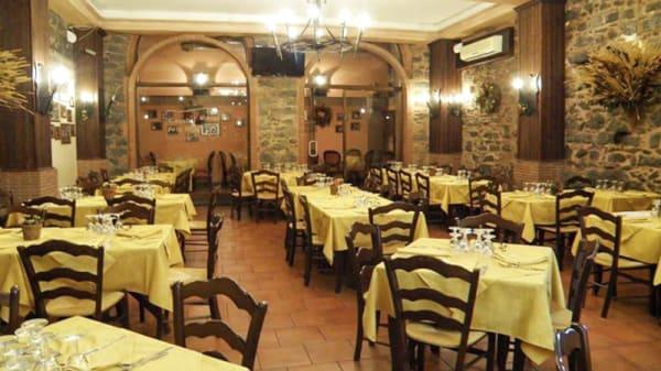 Sala - Cavalier Roxy, Catania