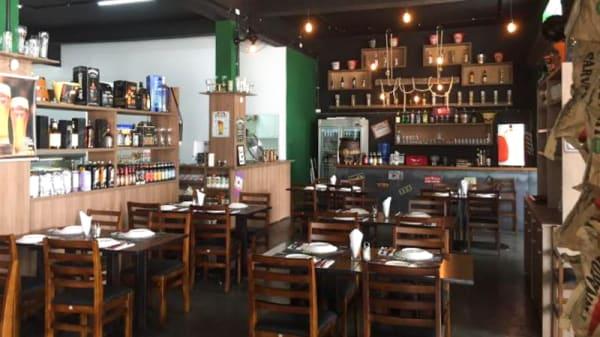 Salão principal - Steak Club & Emporium, São Bernardo do Campo