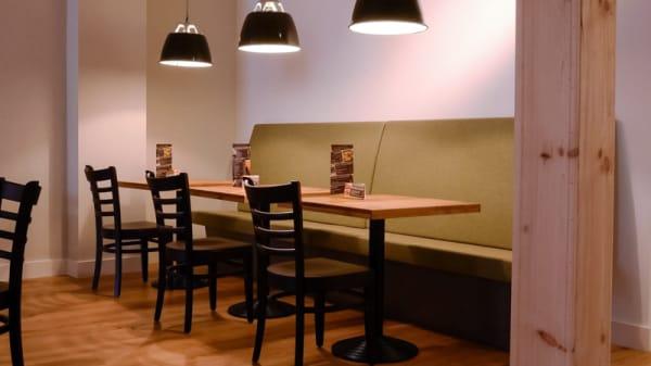 Restaurant - Biologisch Café-Restaurant Logica, Leiden
