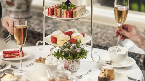 Afternoon Tea - Afternoon Tea at The Capital, London