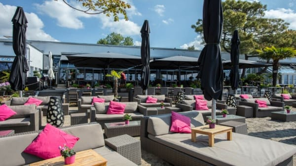 terrasse - The Place 2B - Besame Mucho, Lausanne