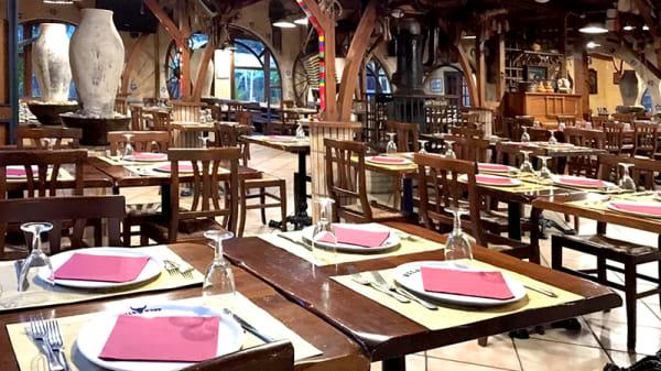 Sala - Wild West Steak House, Rome